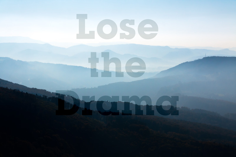 lose-the-drama
