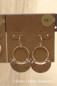 Symbology earrings 2